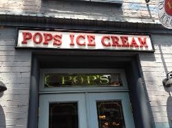 Pops Old Fashioned Ice Cream