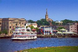 Wilmington, N.C. Historic River District