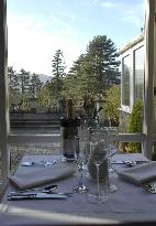 The Coach House Restaurant at Ravenstone Lodge