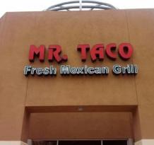 Mr Taco
