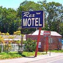Rex Motel Egg Harbor Township