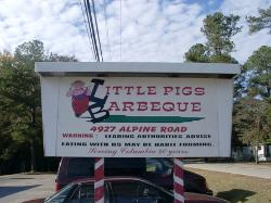 ‪Little Pigs Barbecue‬