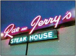 Rae & Jerry's Steak House