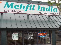 Mehfil India Restaurant