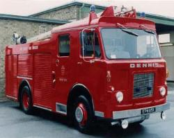 Manston Fire Museum