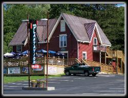The Ithaca Plantation Bar & Grill