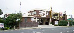弗蘭克斯頓海灘汽車旅館