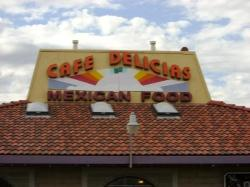 ‪Cafe Delicias Mexican Restaurant‬
