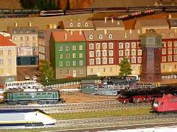 Bourton Model Railway Exhibition