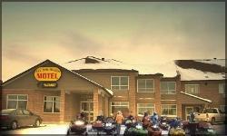 Aux Trois Moulins Riverside Motel