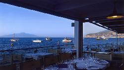 Vesuvio Roof Restaurant Sorrento
