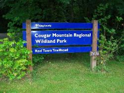 ‪Cougar Mountain Regional Wildland Park‬