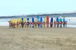 Quiksilver Surf School Bali