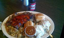 Whole Hog Cafe NLR
