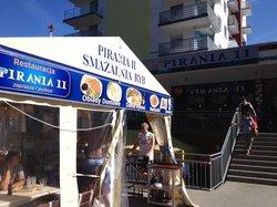 Fried Fish Pirania 2