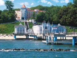 Travel Charme Kurhaus Sellin / Insel Rugen