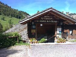 Les Chalets de la Serraz