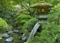 ポートランド日本庭園