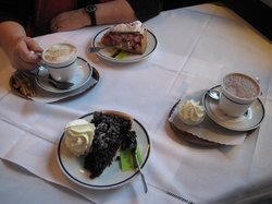 Cafe Konditorei Bachbeck