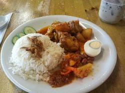 Malaysian Delight
