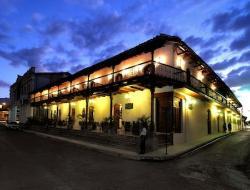 Hotel Plaza Colon