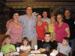 Family Party at Roses