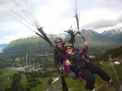 Alaska Paragliding