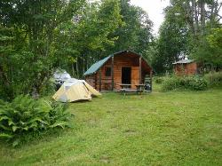 Mount St. Helens Adventures Tours Eco-Park and Tent & Breakfast