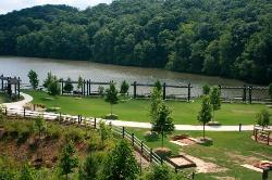Morgan Falls Overlook Park