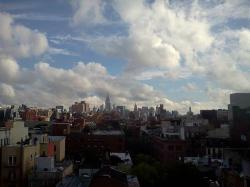 Great view from Nolitan roof