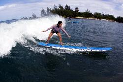 North Shore Surf Girls - Surf School