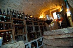 cave à vin en pierre