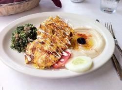 Mazah Meditteranean Eatery