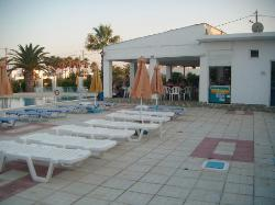 Pool and Bar area