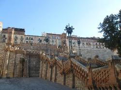 Escalinata del Óvalo