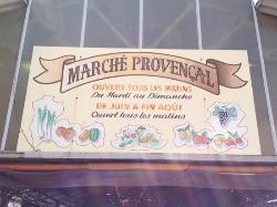 Marche provencal