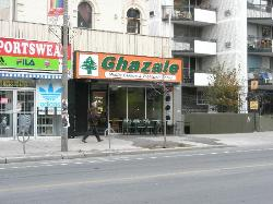 Ghazale - Church & Wellesley