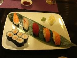 Fuji - Barbecue & Sushi