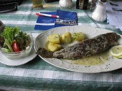 Gasthof Liechtensteinklamm