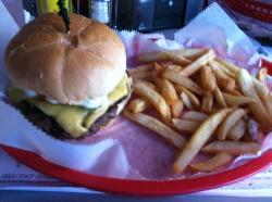 Cheeseburgers & More