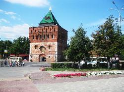 Dmitriyevskaya Tower Museum