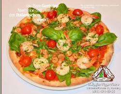 Holzofen Pizza Pietro