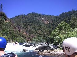 Middle Fork, California - Tributary Whitewater Tours