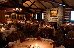 The Log Cabin Restaurant