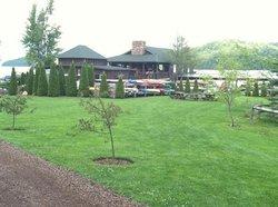 The Moose Lodge Boathouse