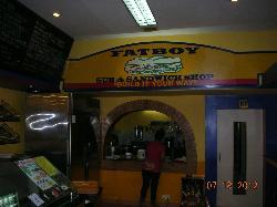 Fatboy Sub & Sandwich