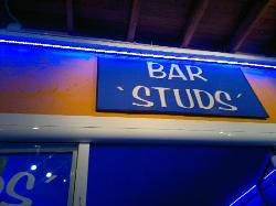 bar studs