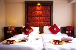 芭堤雅太陽城酒店