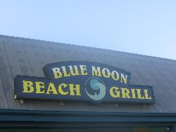 ‪Blue Moon Beach Grill‬