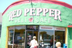 Red Pepper Deli Cafe